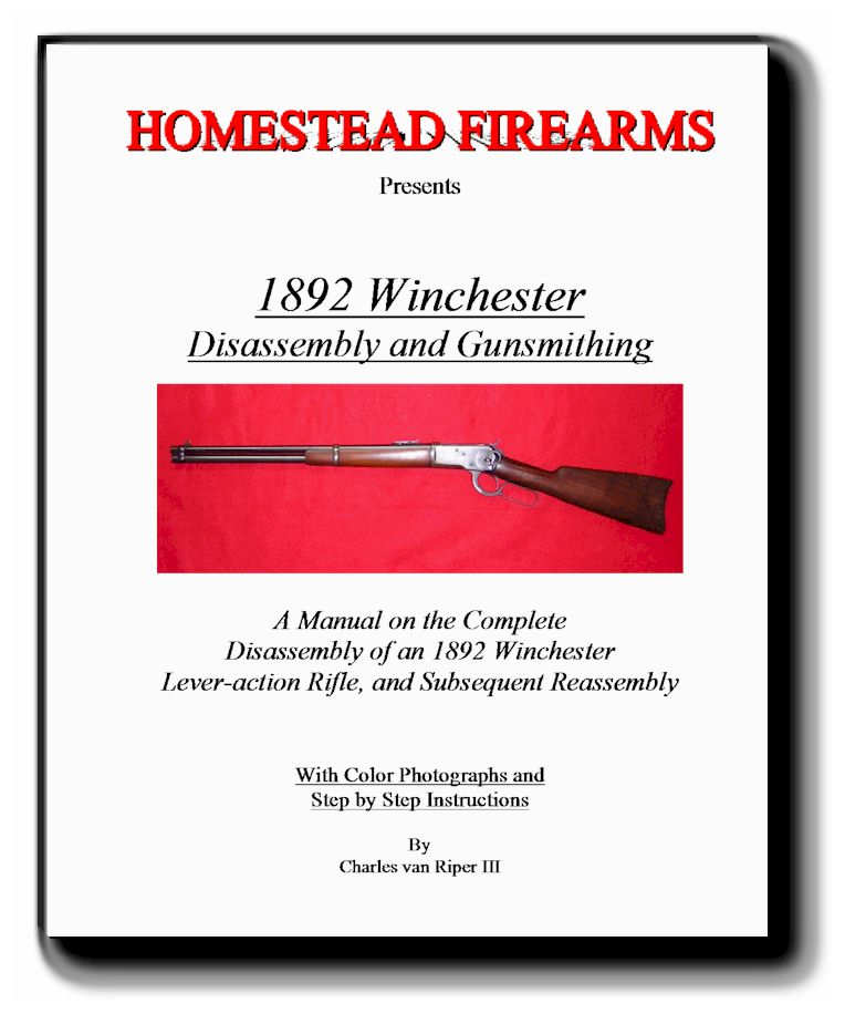Winchester Model 353 Manual